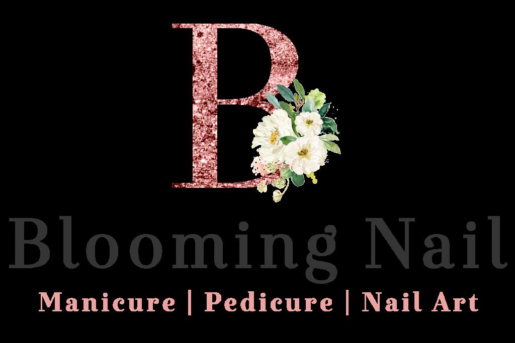 Blooming Nail Logo Amsterdam